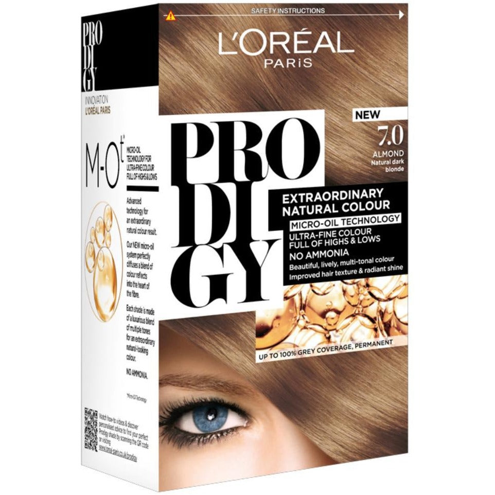 L'Oréal Paris Prodigy Extraordinary Natural Permanent Hair Color