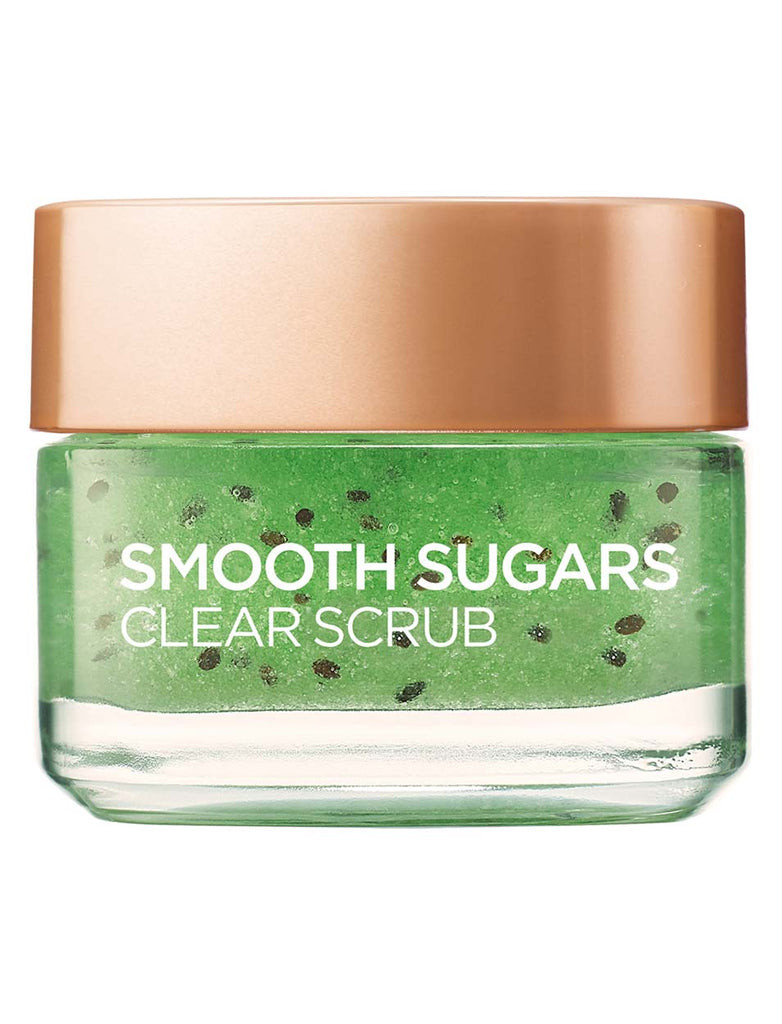 L'Oreal Paris Smooth Sugar Clear Scrub