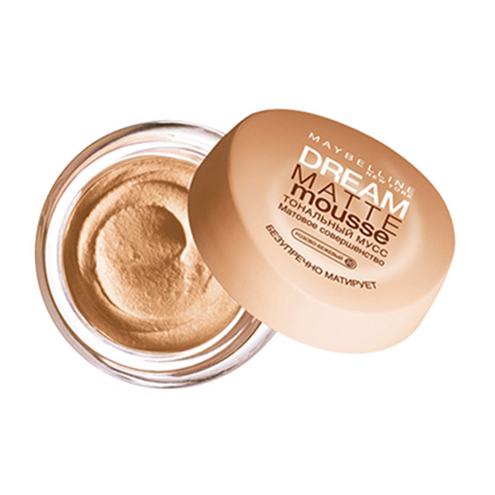 Maybelline Dream Matt Mousse Foundation - 3 Shades