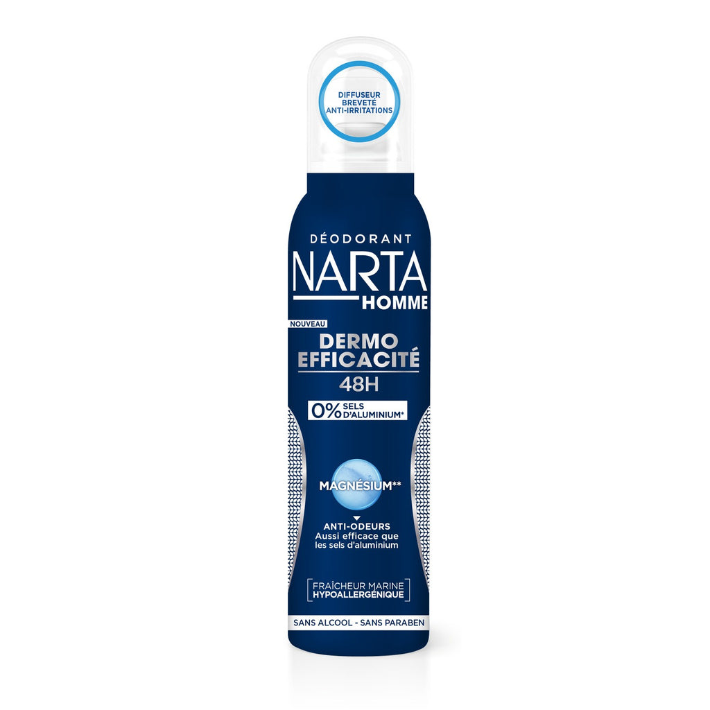 Narta Men Deodorant Dermo Efficiency 48h