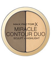 Max Factor Miracle Duo Contour + Sculpting - Cream to Powder Formula