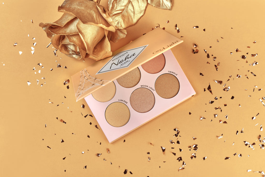 Bourjois Noha Nabil Glow Highlighter Palette