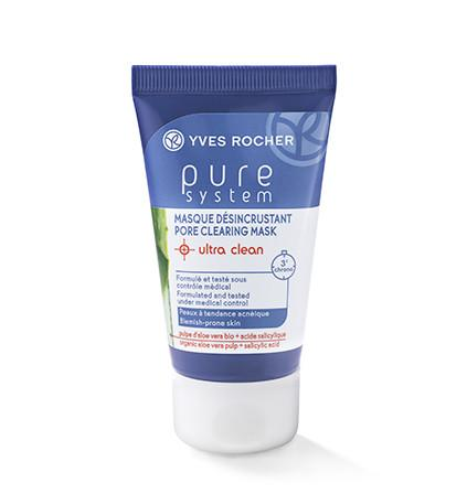 Yves Rocher Pore clearing mask