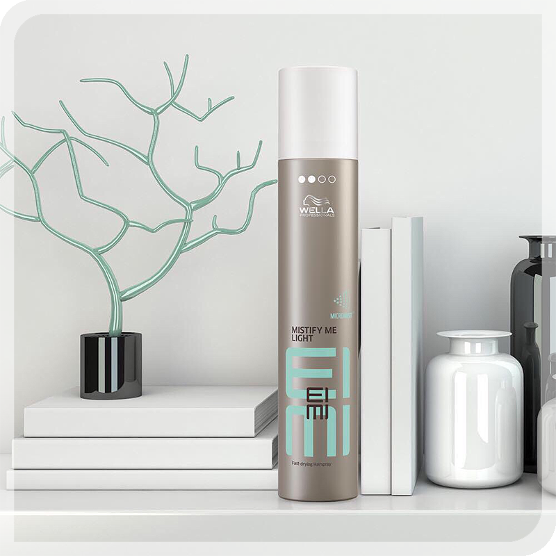 Wella Professionals Eimi Mistify Me Light Hold 24h Hair Spray