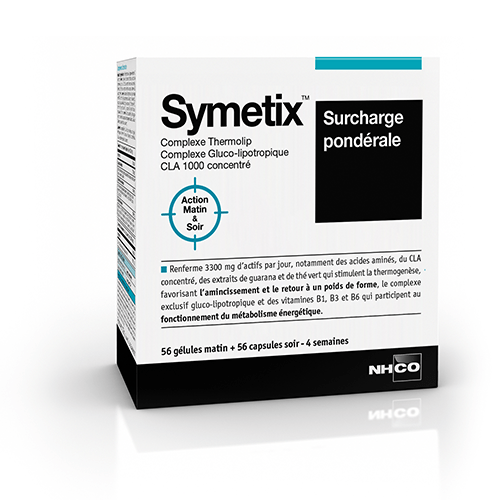 NHCO Symetix - Excess weight