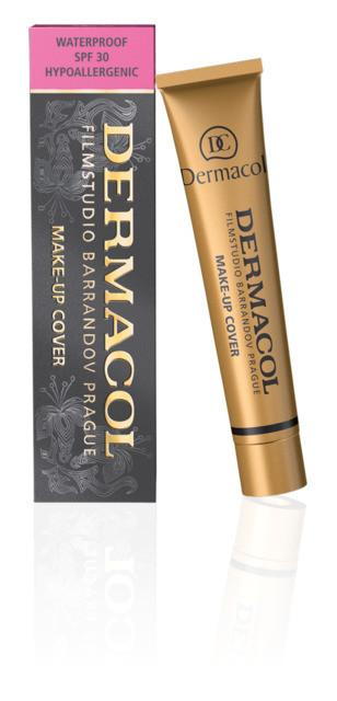 Dermacol Makeup Cover - Top Selling Foundation & Concealer!