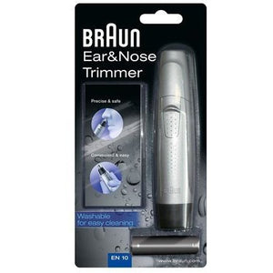 Braun Ear and Nose Hair Trimmer Silver 5780