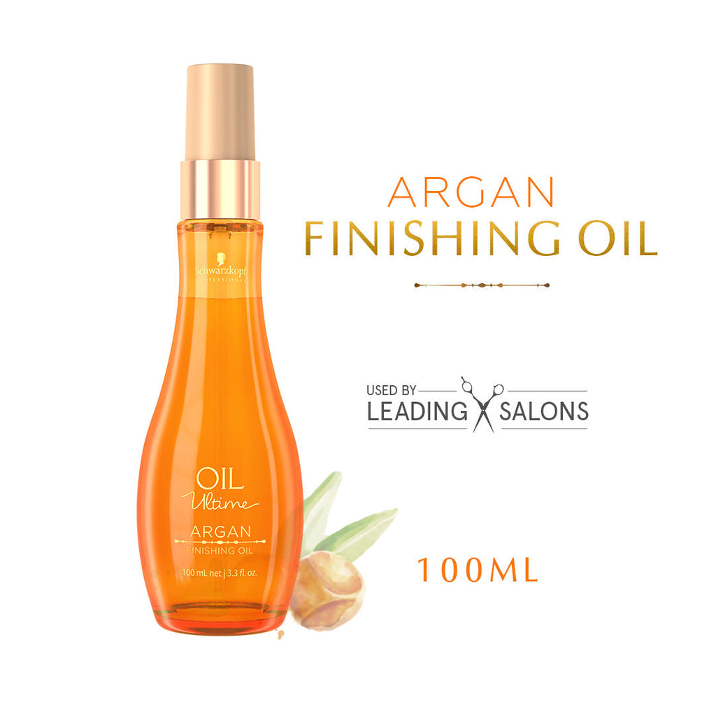 Schwarzkopf Professional Oil Ultime Argan Finishing Oil 100ml