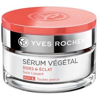 Yves Rocher Smoothing Night Care - Wrinkles & Radiance