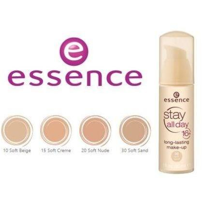 Essence Stay All Day Make Up 16H