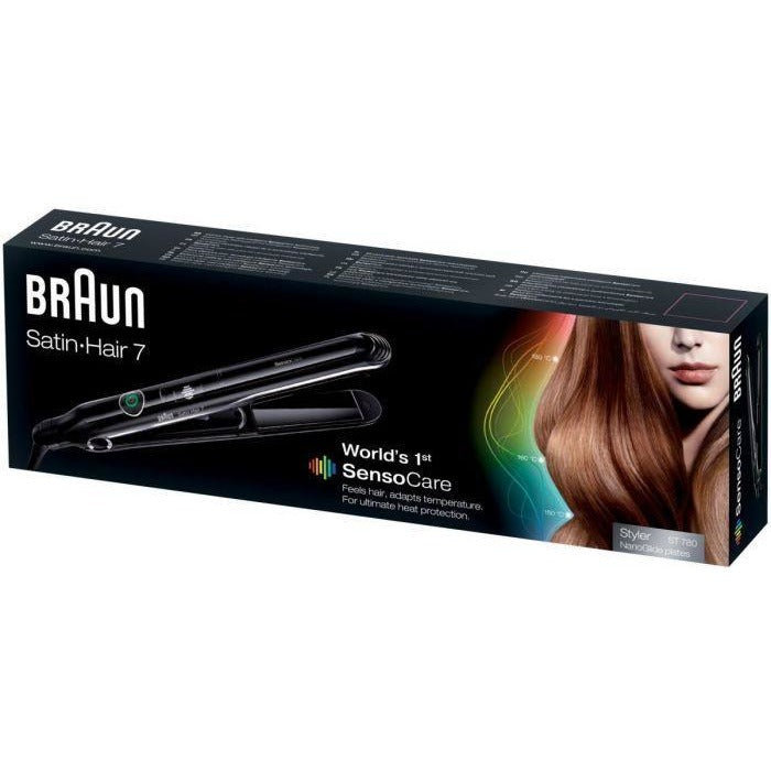 Braun Satin Hair 7 ST780 world's 1st SensoCare styler