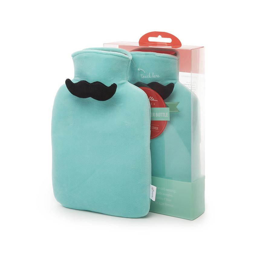 Isabelle-Laurier-Hot-Water-Bottle-'Green'
