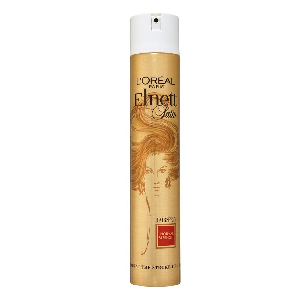 L'Oreal Paris Elnett Satin Normal Hold Hair Spray