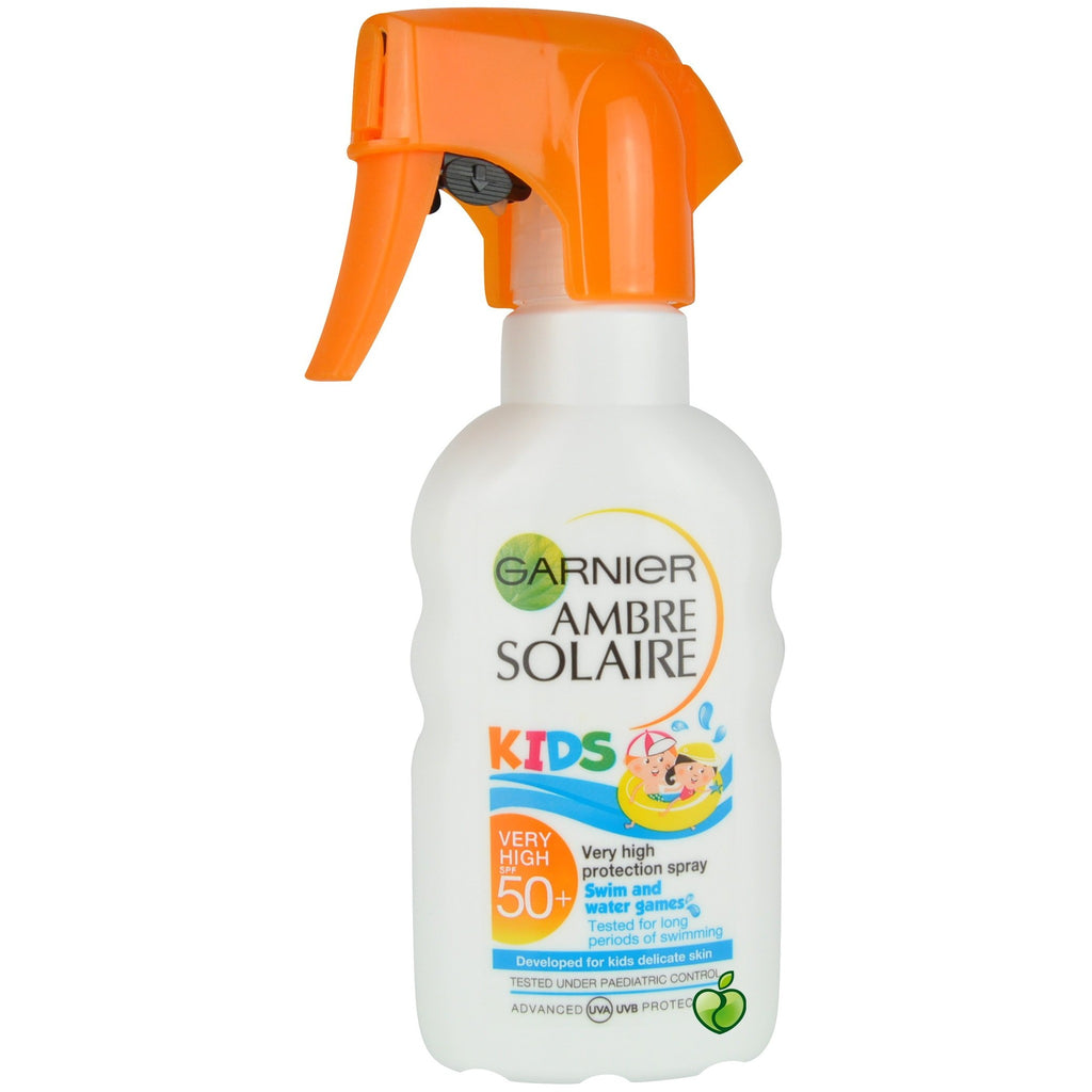 Garnier Ambre Solaire Kids Spray Very High Protection SPF50+