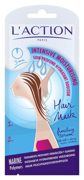L'Action Paris Intensive Moisturising Hair Mask - 2 Steps