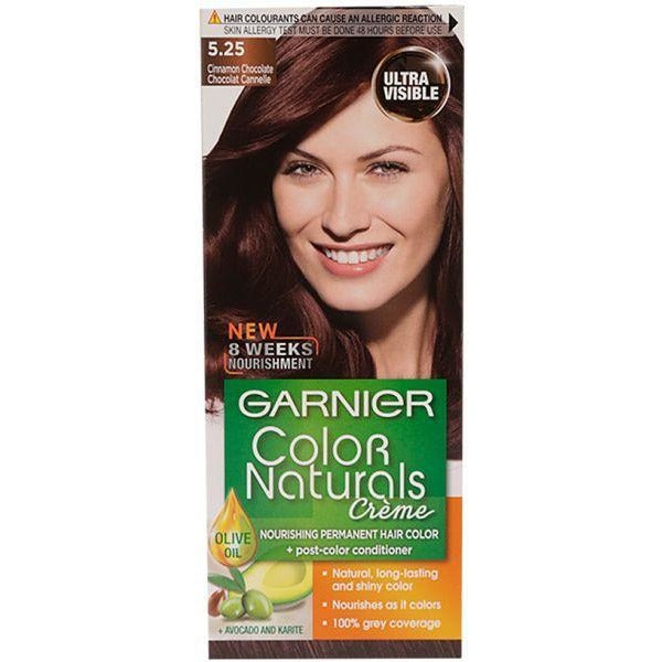 Garnier Color Naturals 5.25 - Cinnamon Chocolate