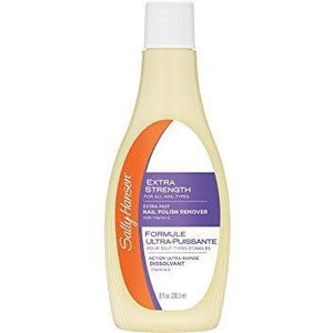 Sally Hansen Extra Strength Nail Polish Remover - All Nail Types