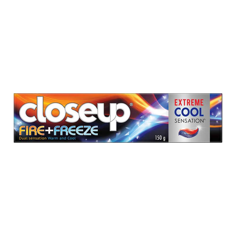 Closeup Fire + Freeze Toothpaste - 100ml