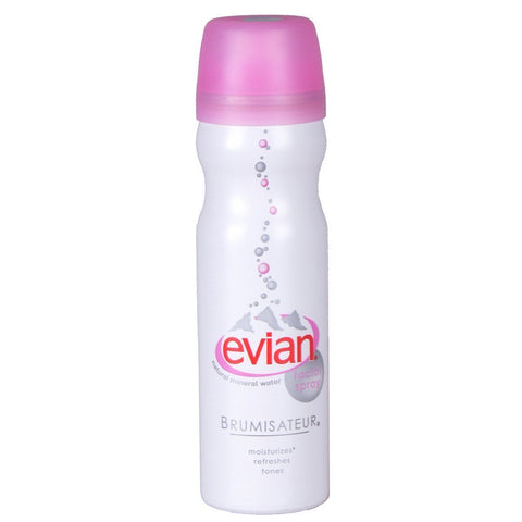 Evian Brumisateur Mineral Water Facial Spray