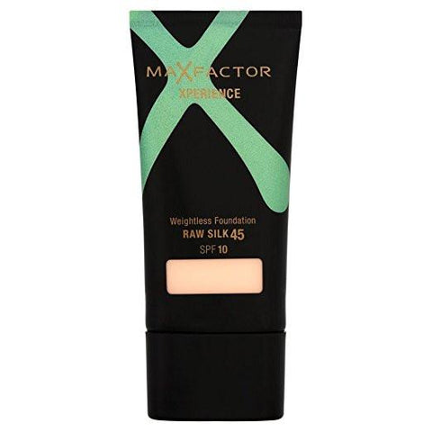 Max Factor Xperience weightless foundation SPF 10