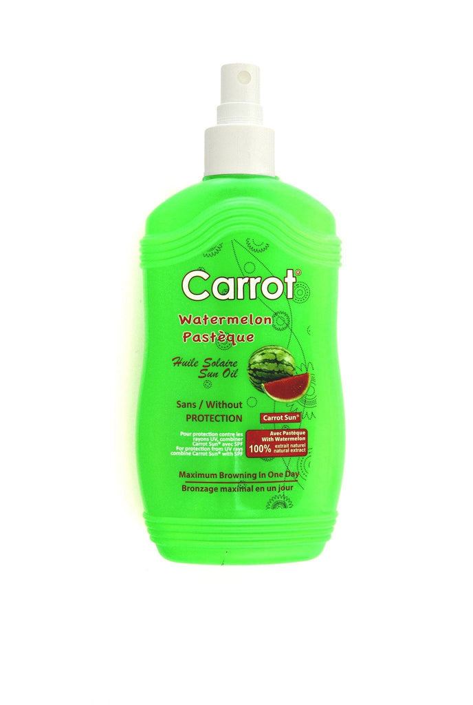 Carrot Sun Oil Spray 200ml -Watermelon Pastèque