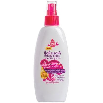 Johnson's Shiny Drops Kids Conditioner Spray | feel22 | Lebanon