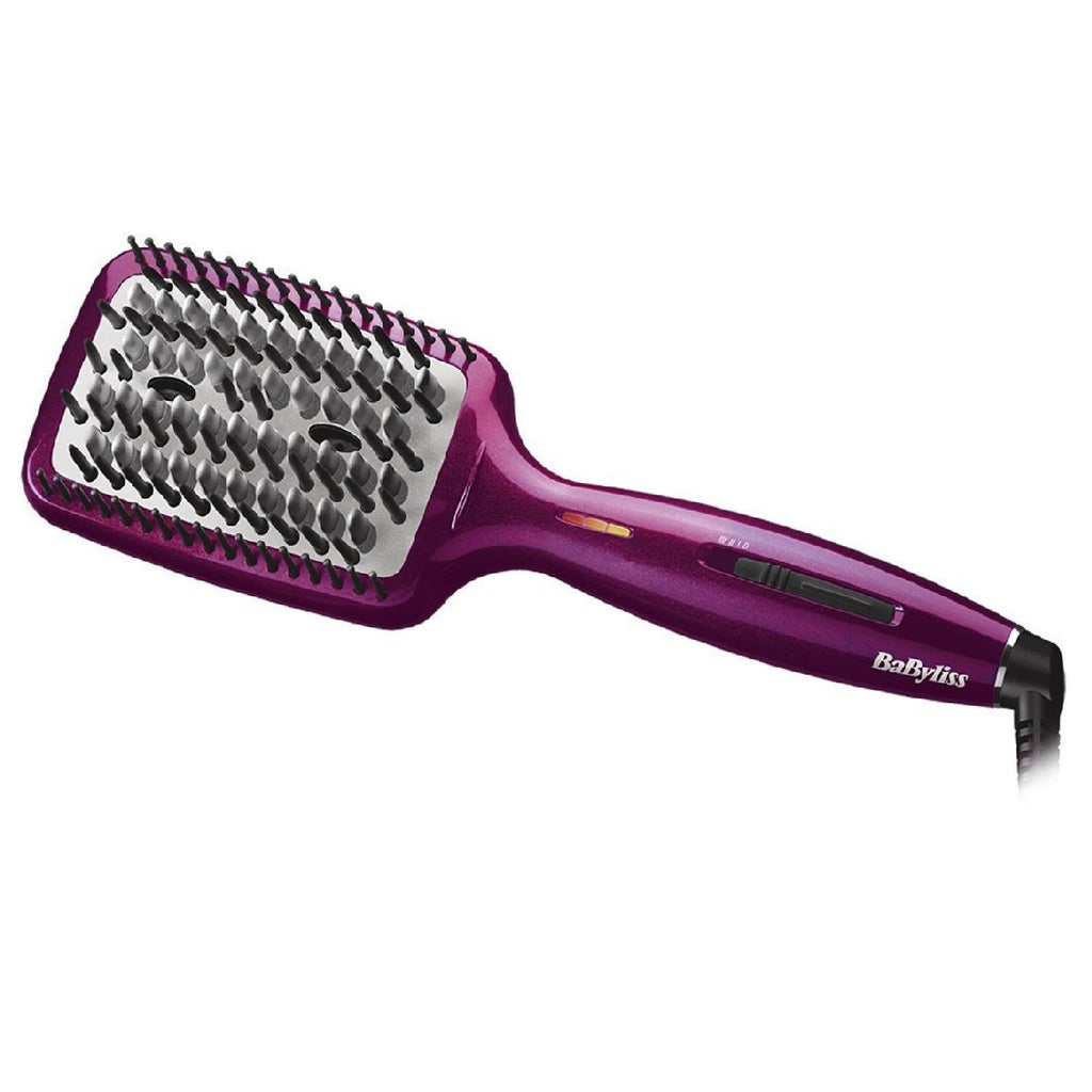 Babyliss 3D Hot Straightening Brush HSB100E