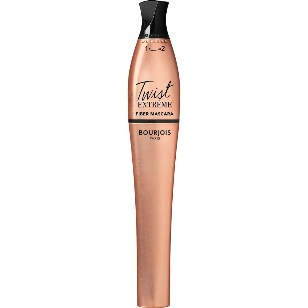 Bourjois Twist Extreme Fiber Mascara Black