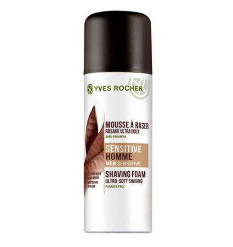 Yves Rocher Shaving foam Men Sensitive Skin