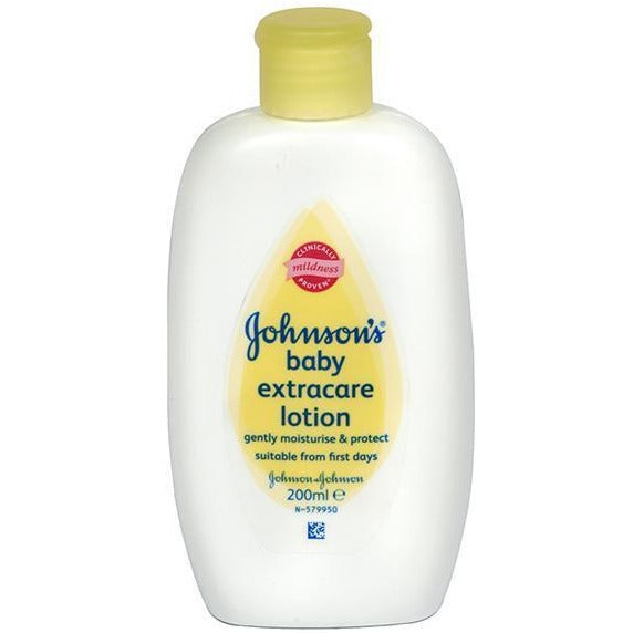 Johnson's Baby Extracare Lotion  | feel22 | Lebanon