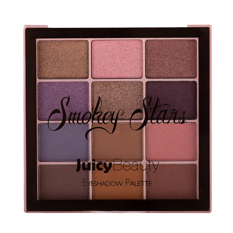 Juicy Beauty Smokey Stars Eyeshadow Palette