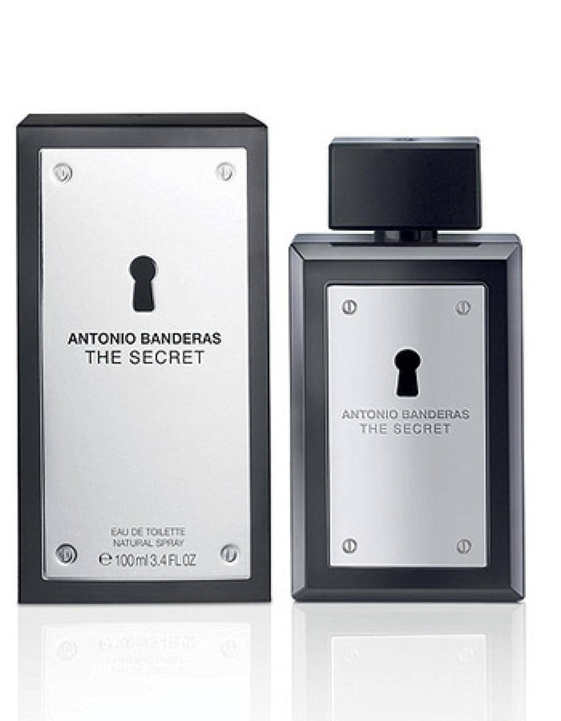 Antonio Banderas The Secret Eau De Toillette For Men