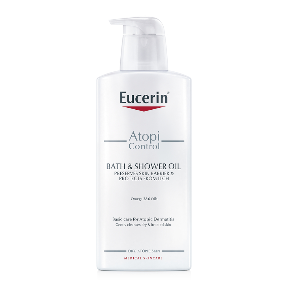 Eucerin AtopiControl Irritated Skin Cleansing Oil