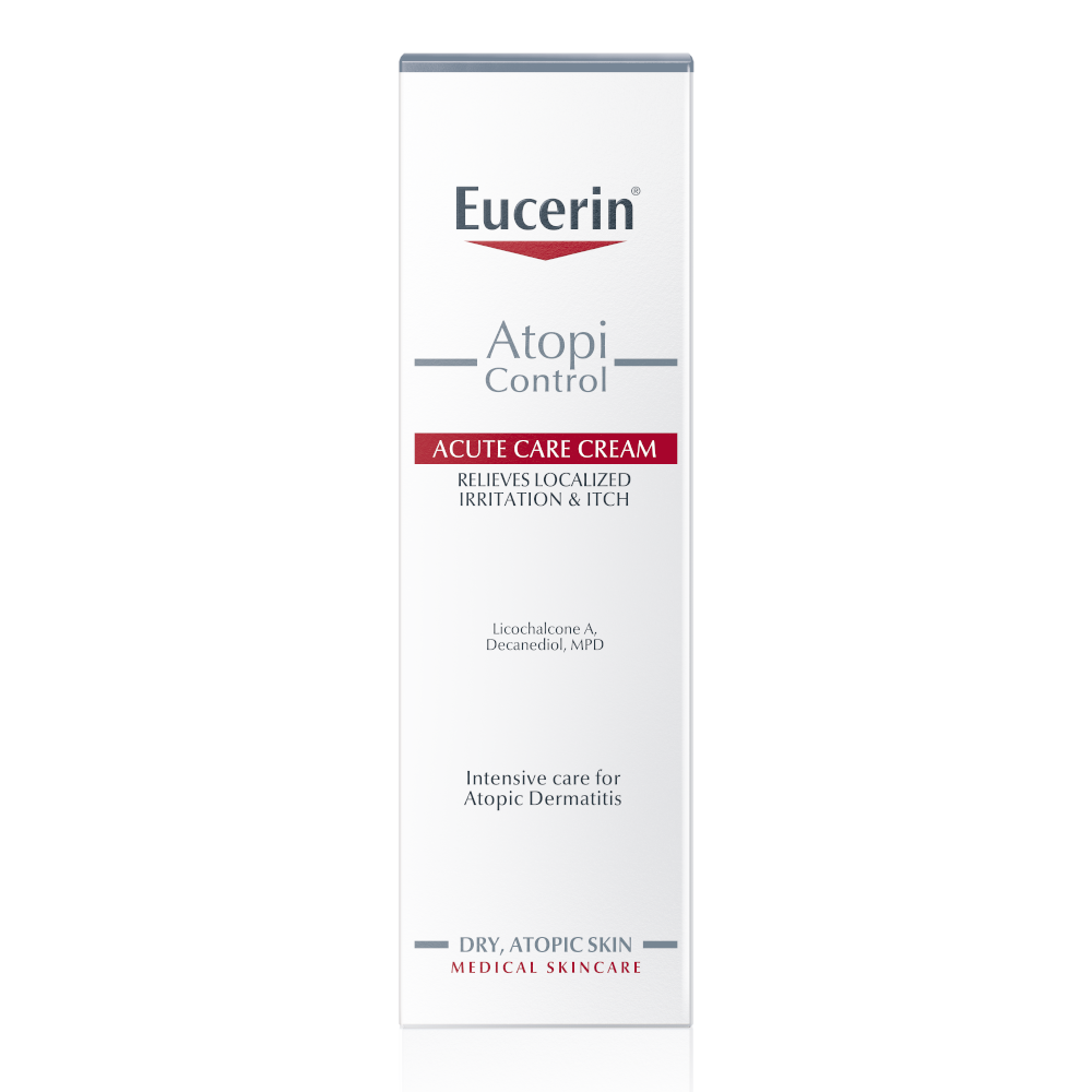Eucerin AtopiControl Irritated Skin Acute Care Cream