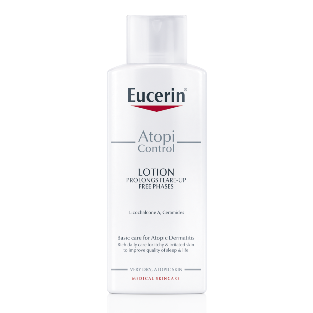 Eucerin AtopiControl Irritated Skin Body Lotion