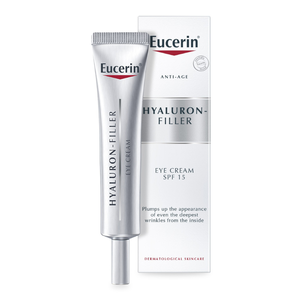 Eucerin Hyaluron-Filler Anti Wrinkle Eye Cream
