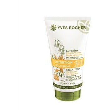 Yves Rocher 3-in-1 Cream Lotion Very Dry Skin