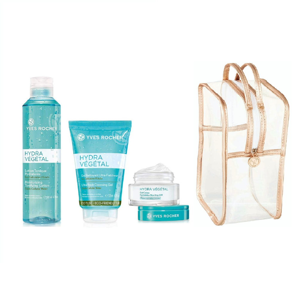 Yves Rocher Holiday Sets: Hydra Vegetal Oily Skin 20% OFF