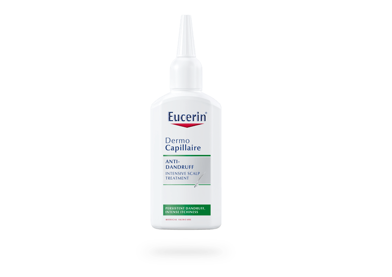 Eucerin DermoCapillaire Anti-Dandruff Intensive Scalp Treatment