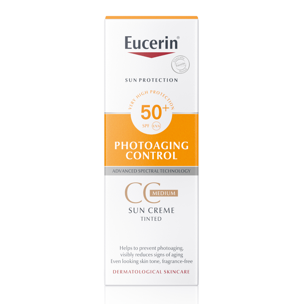 Sun PhotoAging Control CC Cream SPF 50+ 50ml