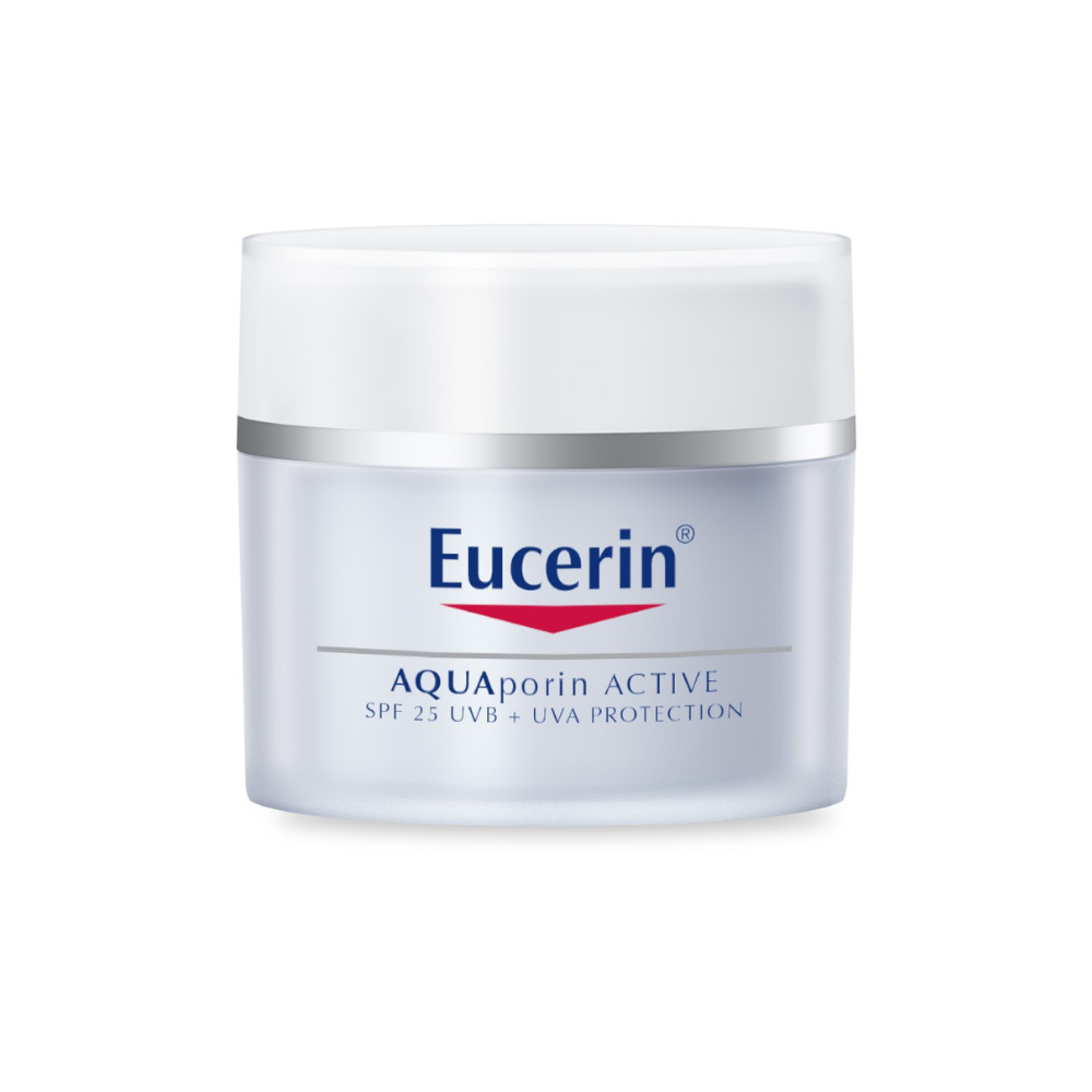 Eucerin Aquaporin Active Hydrating Day Cream SPF25 for All Skin Types