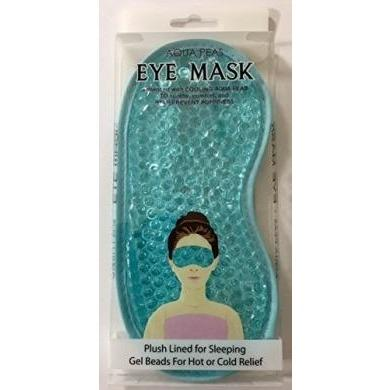 UBL Aqua Peas Eye Mask - Relieves Migraine & Stress