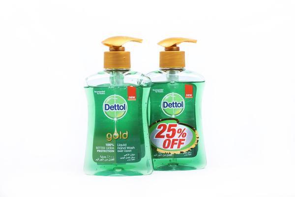 Dettol Liquid Hand Wash - Buy 2 at 25% Off