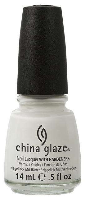 China Glaze White on White Nail Polish 70255