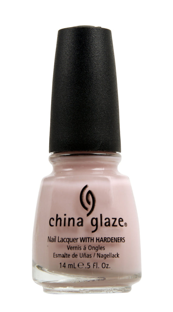 China Glaze Diva Bride Nail Polish 70286