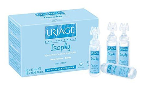 Uriage Isophy Natural Physiological Serum 18x5ml
