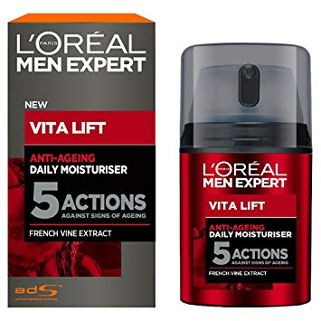 L'Oreal Men Expert Vita Lift Anti-Aging Daily Moisturizer 5 Actions