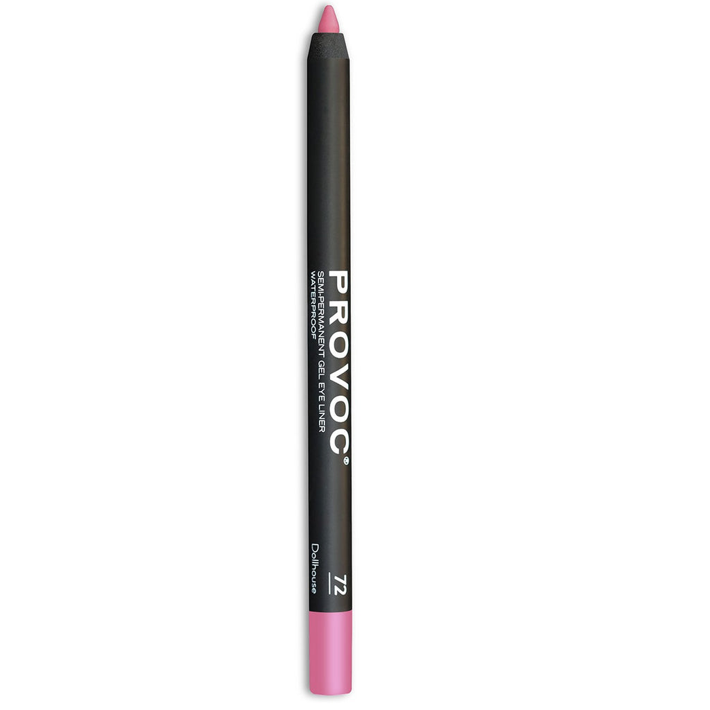 Provoc Semi-Permanent Gel Eye Liner Waterproof