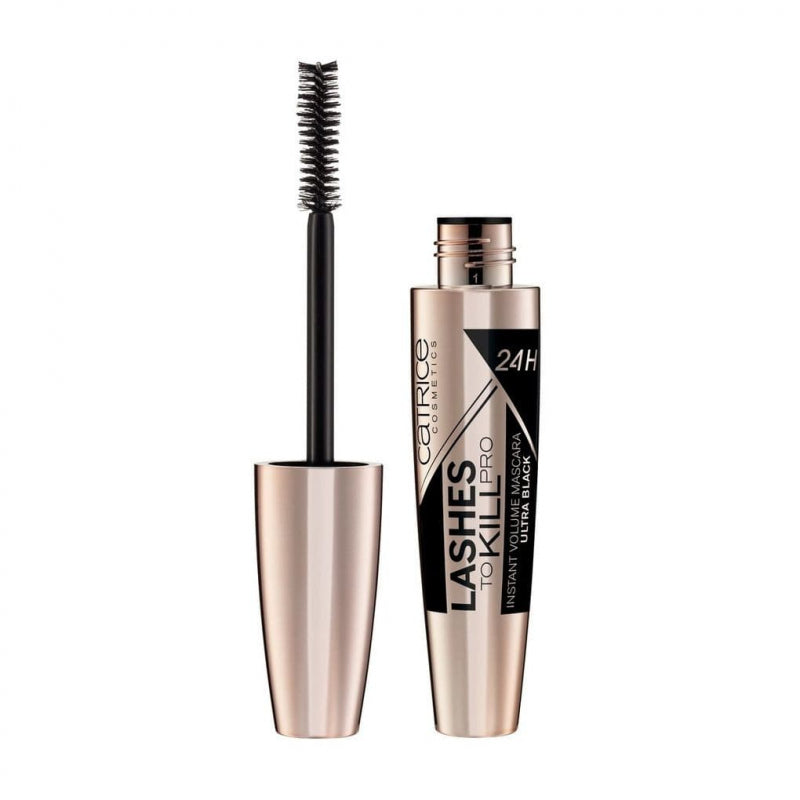 Catrice Lashes To Kill Pro Ultra Black Mascara