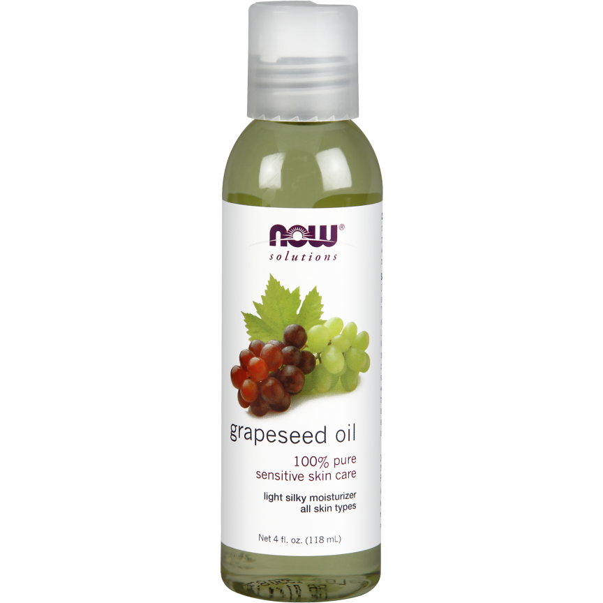 Now Grapeseed Oil 118ml